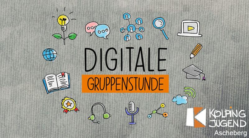 Kolpingjugend startet Digitale Gruppenstunde
