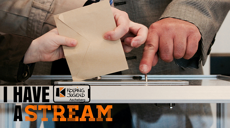Live Stream zur Kommunalwahl! #ihaveastream