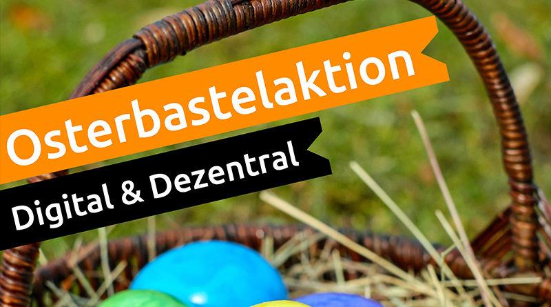 Osterbastelaktion der Kolpingjugend